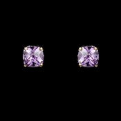 Earring 4115 Lilac