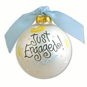 Just Engaged Ornament OR3