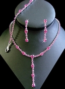 Fuchsia Accent Jewelry