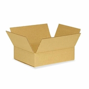 Corrugated Shipping Box 11 x 8 3/4 x 2 3/4""