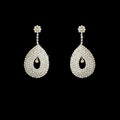 Earring 812 Silver AB