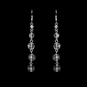 Swarovski Crystal Dangle Hook Earring E-8143