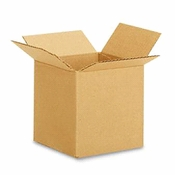 Corrugated Shipping Moving Boxes 5 x 5 x 5""