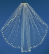 Bridal Wedding Veil 201 1E