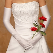 Formal or Bridal Gloves Style GLMS