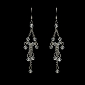 * Earring 8267 Silver *Only 3 Left*