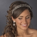Headpieces 1003 Silver Clear
