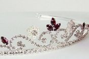 View All - Color Accented Tiaras
