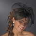 * Black Headband w/ Cage Headpiece 4023