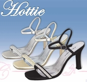 * Hottie Formal Evening Shoes 5056 ** Insoles and shoes are irregular spots and marks **