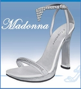* Madonna Formal Evening Shoes
