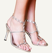 * Cassandra - Hollywood Glamor Party Shoe