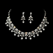 Vintage Elegant Jewelry Set NE 906