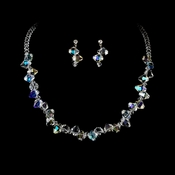 Swarovski Crystal Necklace & Earring Set NE 8257 ***Only 7 Left***