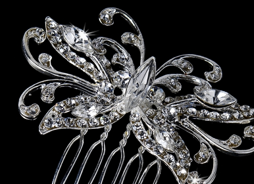 Exquisite Butterfly Hair Pin 7041
