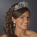 * Antique Silver Tiara Headpiece 407 ***Discontinued***