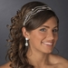 * Silver AB Headpiece Tiara 624