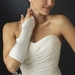 Satin Fingerless Elbow Length Bridal Glove GL 212 V 8 E