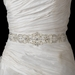 Pearl & Rhinestone Beaded Belt 301