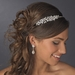 Vintage Bridal Headpiece with Side Ornament HP 507