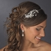 Silver Clear Headpiece 9847