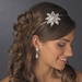 Silver Clear Headband Headpiece 620