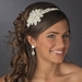 Pearl Side Accented Headpiece 655