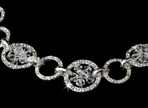 * Ribbon Style Bridal Headband HP 8203