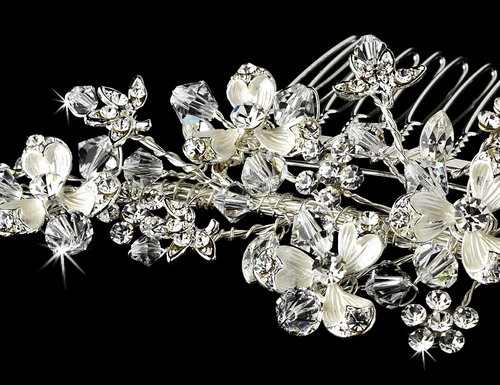 Crystal Couture Versatile Comb 058