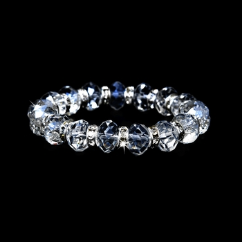 * Stretch Bracelet 1016 Clear