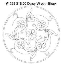 296 Daisy Block Set