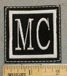 2065 L - MC - 2 Inch - Embroidery Patch