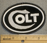 1489 L - Colt - Embroidery Patch