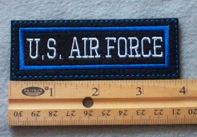931 L - U.S. Air Force Embroidered Patch