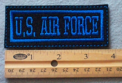 932 L - U.S. Air Force Embroidered Patch