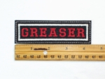 58 L - GREASER PATCH