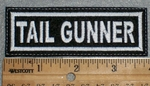 1670 L - Tail Gunner - Embroidery Patch