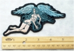 312 N - ANGEL  - EMBROIDERY PATCH