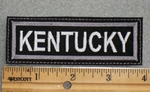 1564 L - Kentucky - Embroidery Patch