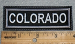 1636 L - Colorado - Embroidery Patch