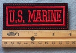 934 L - U.S. Marine Embroidered Patch
