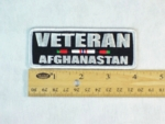 673 G - VETERAN AFGHANASTAN - Embroidery Patch