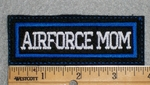 1573 L - Airforce Mom - Embroidery Patch