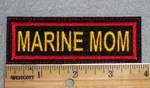 1655 L - Marine Mom - Embroidery Patch