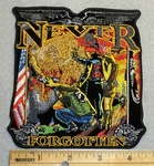 1723 G - Never Forgotten - Embroidery Patch