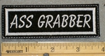 1214 L - Ass Grabber - Embroidery Patch