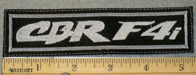 2169 L  -  Honda - CBRF4i - Embroidery Patch