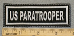2161 L - US Paratrooper - Embroidery Patch