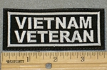 2149 L - Vietnam Veteran - Embroidery Patch