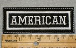 1962 L - American - Embroidery Patch